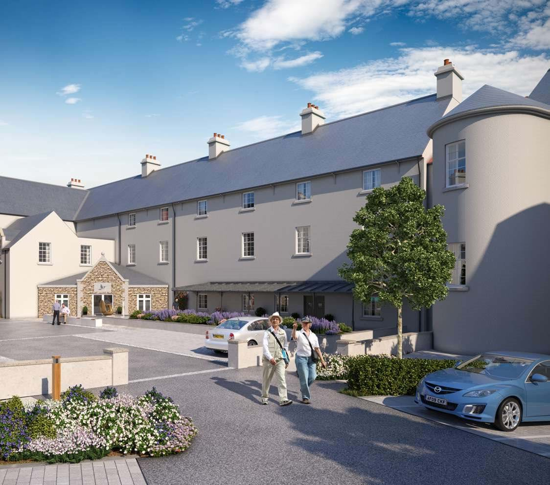 2 bedroom Macdonald apartment at Landale Court, Chapelton
