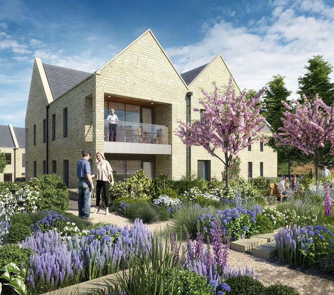 2 bedroom Wistley retirement apartment at Beechwood Park, Stow-on-the-Wold