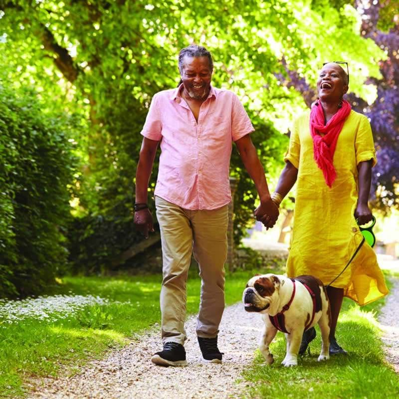 Black older couple | Brio Retirement