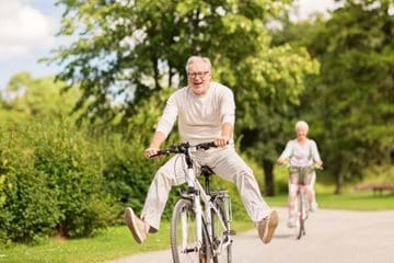 stress free living during retirement with brio
